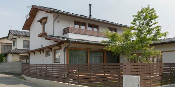 WBで実現したゼロエネルギー住宅