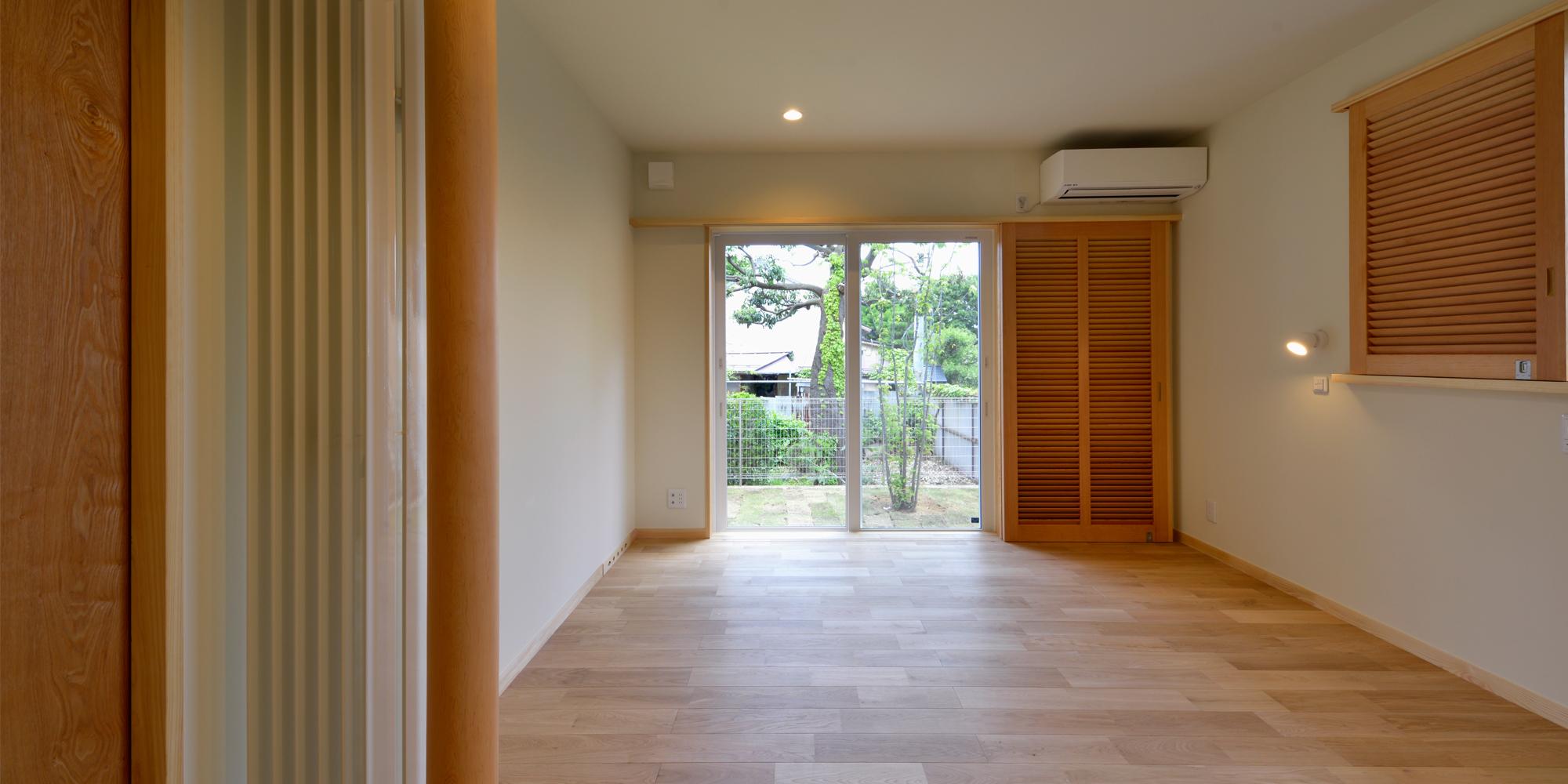 長野都市部に佇むコートハウス