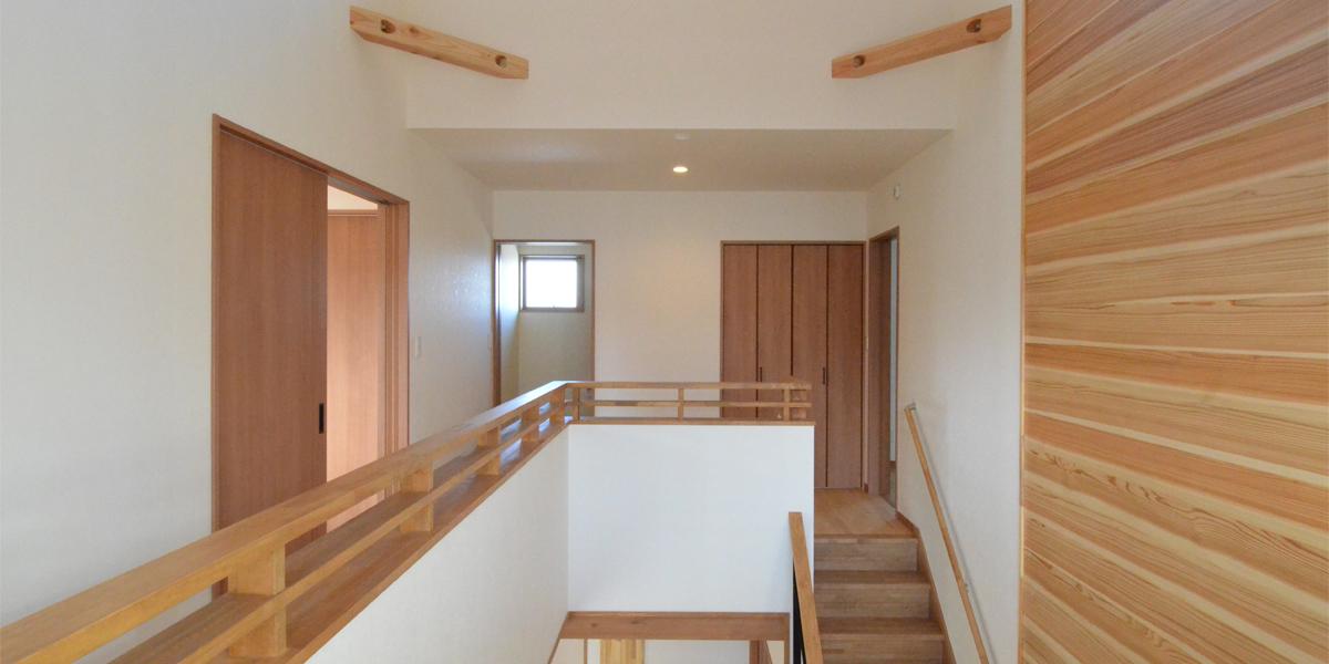 大工がつくる 木と暮らす家