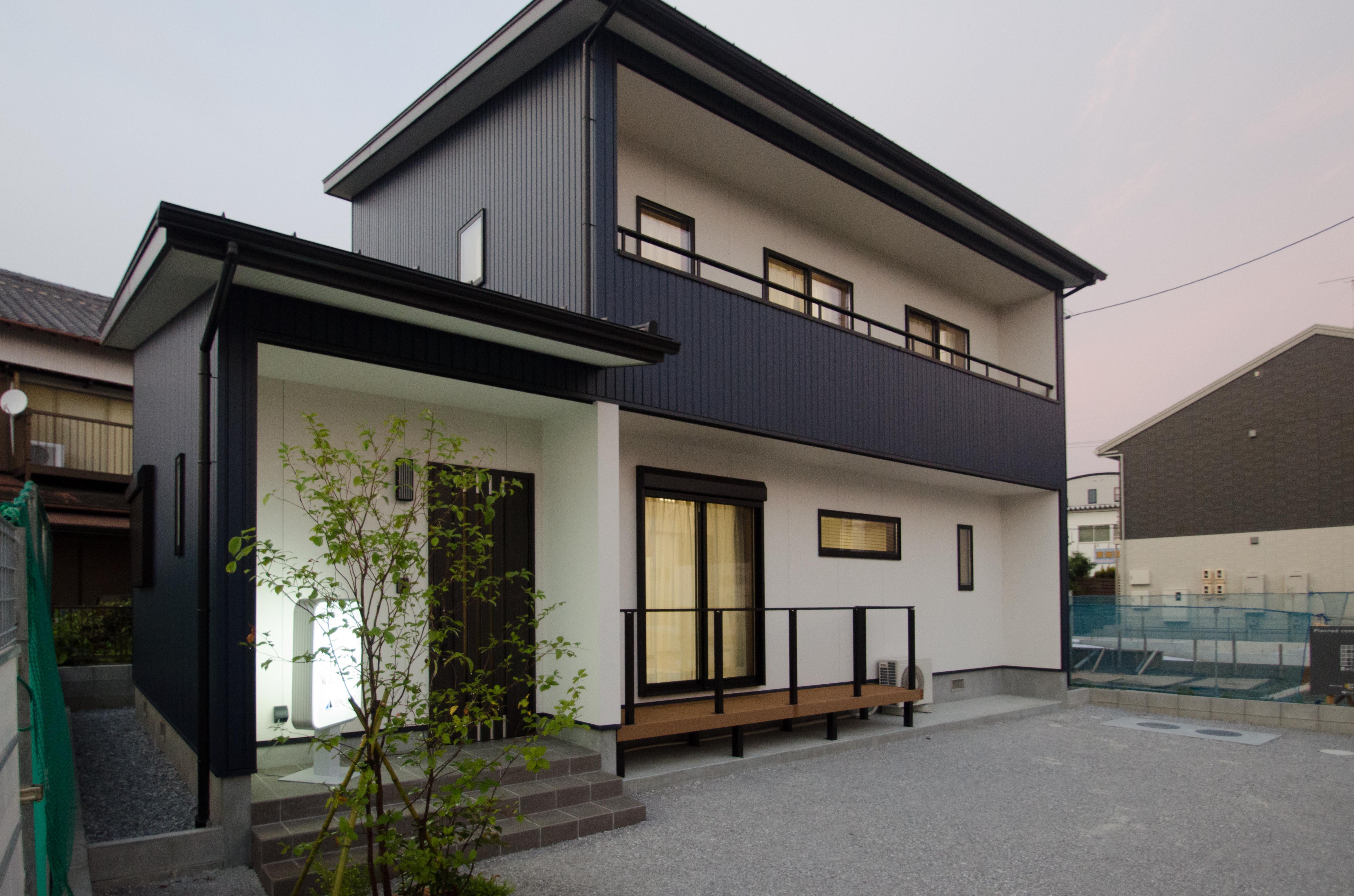 ㈱岩村建設 モデルハウス