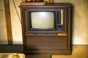 テレビ画面の用途が変化