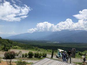 富士見高原リゾート 天空カート3